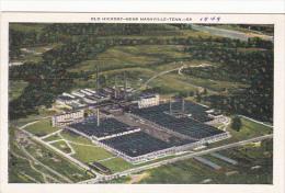 Aerial View Dupont Rayon Company Old Hickory Near Nashville Tenn