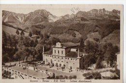 RECOARO TERME.R.R. FONTI-SALONE DIVERTIMENTI-EDIZ.FERRARI-18-8-1943 - Vicenza