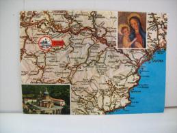 """Santuario N. S. Del Deserto """"Millesimo""""  SV """"Liguria"""" (Italia) - Savona"""