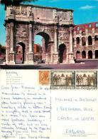 Vatican City Postcard Posted 1972 Stamp - Vatican