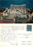 Vatican City Postcard Posted 1966 Stamp - Vatican