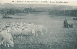 Ailly Sur Noye (somme) JUMEL - Berger Dans La Vallée - Ailly Sur Noye