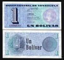 Venezuela 1 BOLIVAR Banknote UNC 1 Piece - Venezuela