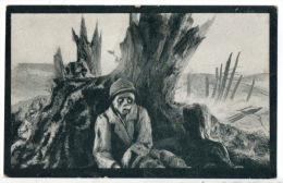 """"""" VISION DE GUERRE """" PRÉSENTÉES PAR  DUKERCY ET H. G. IBELS - Réf. N°348 - - Militaria"""