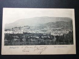 BELLEGARDE - 01 - CPA DOS SIMPLE DE 1902 - VUE PANORAMIQUE - CPA - - Bellegarde-sur-Valserine