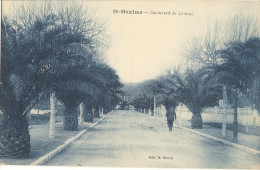 ST MAXIME   -  Boulevard Du Littoral      44 - Sainte-Maxime