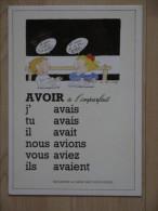 MONIQUE TOUVAY AVOIR A L IMPARFAIT - Illustrators & Photographers