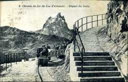 Chemin De Fer Du Lac D´Artouste (64) - ( CPA ) - Funiculaires