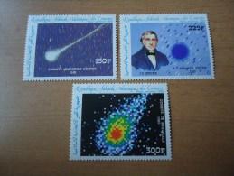 Komoren: 3 Werte Komet Halley(1986) - Komoren (1975-...)