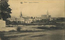 Attert  :  Eglise Et Pensionnat - Attert