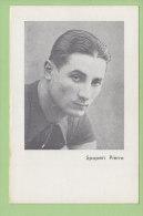 Pierre SPAPERI . 2 Scans. - Cyclisme