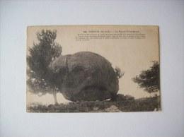 Carte Postale Ancienne De Torfou-La Pierre Tournisse - France