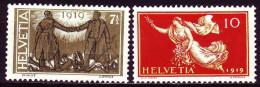 Schweiz 1919 - 146+47 */ Michel - Svizzera