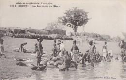 Afrique - Soudan - Lavandières Sur Le Niger - Soudan