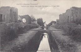 Afrique - Soudan - Kayes - Inondations 1906 - Tranchée D'évacuation - Soudan