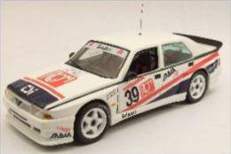 Alfa Roméo 75 Evoluzione - Giudici/Martino - Monza 1989 #39 - M4 - Voitures, Camions, Bus