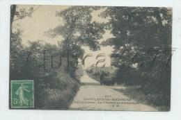 Conflans-Saint-Honorine (78) : Le Chemin De Pierrelaye Vers Chennevières En 1913 (animé) PF - Conflans Saint Honorine