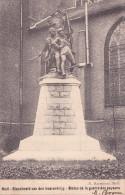 MOL / MOLL : Standbeeld Van Den Boerenkrijg - Mol