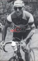 Carte Postale Cycliste Arrigo Padovan   - Lotto Photo  Déposé - - Ciclismo