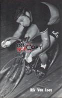 Carte Postale Cycliste Rik Van Looy  - Lotto Photo  Déposé - - Ciclismo