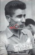 Carte Postale Cycliste Jacques Anquetil     - Lotto Photo  Déposé - - Ciclismo
