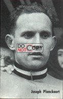 Carte Postale Cycliste Joseph Planckaert  - Lotto Photo  Déposé - Wielrennen - Ciclismo
