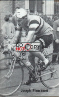 Carte Postale Cycliste Joseph Planckaert  - Lotto Photo  Déposé - - Ciclismo