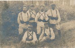 Carte Photo  Militaire - Messe En Plein Air , 1916 - Weltkrieg 1914-18