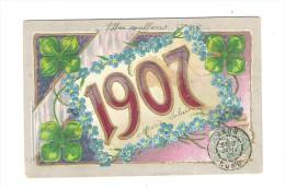Bonne Année 1907 - Nouvel An