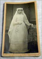 Photo  - Jeune Communiant - Communion -religion - Voir Costume1890-1904 N 1 - Personnes Anonymes