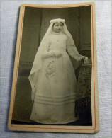 Photo  - Jeune Communiant - Communion -religion - Voir Costume1890-1904 N 2 - Personnes Anonymes