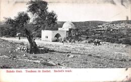 ¤¤  -  18  -  BETHLEMEN  -  Rachels Grab  -  Tombeau De Rachel  -  Rachel´s Tomb   -  ¤¤ - Palestine