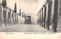 ¤¤  -  13  -  BETHLEHEM   -  Geburtskirche  -  Eglise De La Navité  -  The Basilica   -  ¤¤ - Palestine