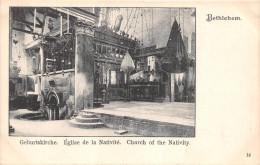 ¤¤  -  14  -  BETHLEHEM   -  Geburtskirche  -  Eglise De La Navité  -  Church Of The Nativity   -  ¤¤ - Palestine