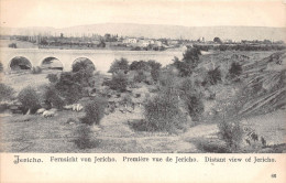¤¤  -  66   -  JERICHO   -  Première Vue De Jéricho   -  ¤¤ - Palestine