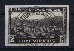 Luxembourg:  Mi.nr. 282, Yv 274 Used 1935