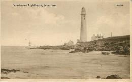 Royaume-Uni - Phares - Phare - Ecosse - Angus - Scurdyness Lighthouse Montrose - état - Angus