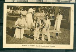 Missions De Ceylan - Série II - Chez Les Lépreux D'Hendels - Daz121 - Sri Lanka (Ceylon)