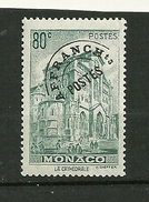 MONACO  1943   Prés-Oblitérés    N° 2    NEUF - Préoblitérés