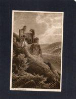 46845    Germania,    Burg Rheinstein,  NV - Germania