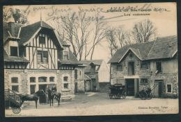 Château De BOUFFÉMONT - Les Communs (animation) - Bouffémont
