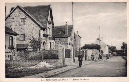 BRETIGNY SUR ORGE Avenue Du Mesnil - Bretigny Sur Orge