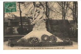 9 - LOUVIERS - Le Monument Des Combattants De 1870-1871 - Louviers