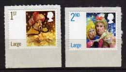 Grande Bretagne 2 Timbres Neufs - 1952-.... (Elizabeth II)