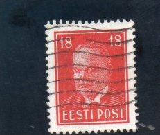 ESTONIE 1936-40 O - Estonia