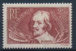 FRANCE  1936   Callot  Yvert 330 -  MNH ** - France