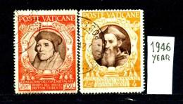 VATICANO - CONCILIO DI TRENTO -  Year 1946 - Viaggiati - Traveled -voyagè -gereist. - Vaticano