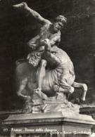 Firenze - Cartolina ERCOLE E NESSO Di GIAMBOLOGNA (Piazza Della Signoria) - G73 - Sculture