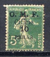 CILICIE - N° 90° - TYPE SEMEUSE - Cilicia (1919-1921)