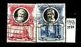 VATICANO - PAPI E Basilica Di S:PIETRO -  Year 1953 - Viaggiati - Traveled - Voyagè -gereist . - Vaticano